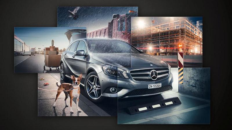 Mercedes-Benz Original-Reifen und -Kompletträder