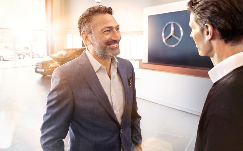 Mercedes-Benz-auto's in Duitsland kopen