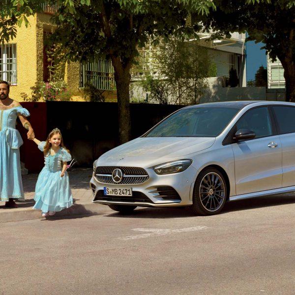Die neue Mercedes-Benz B-Klasse