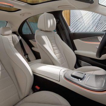 Die neue E-Klasse Limousine