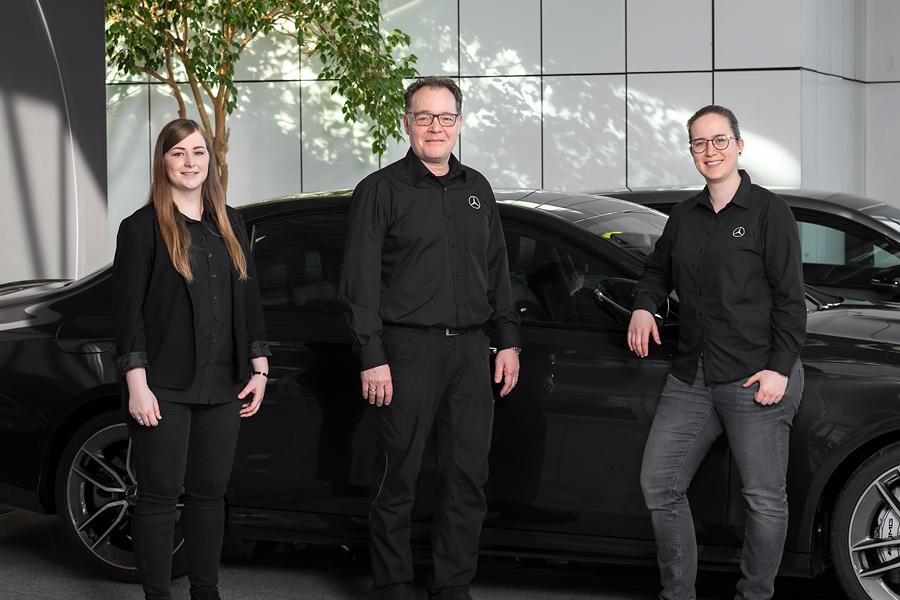 Mercedes BÄHR verstärkt das Service-Team in Herzogenrath